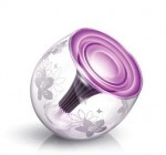 Philips Living Colors Floral mit CLE Ständer in silber