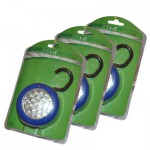 Magnet Taschenlampe CLE 3x LED I-It Pocket Leuchte I DOT-IT