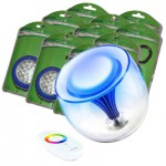 Philips Living Colors Crystal + 10x LED I-It Pocket Leuchte