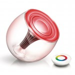 Philips Living Colors Clear klar Gen. 2 plus, mit neuer Ambiance Fernbedienung