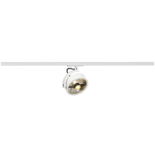 slv kalu track qpar111 leuchten kopf weiss inkl 1p adapter slv slv stromschienen systeme. Black Bedroom Furniture Sets. Home Design Ideas