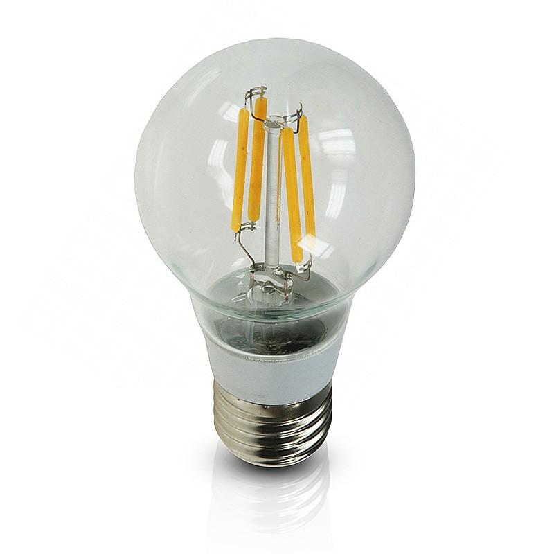 chilitec led gl hlampe 4w 40w e27 filament bulb. Black Bedroom Furniture Sets. Home Design Ideas