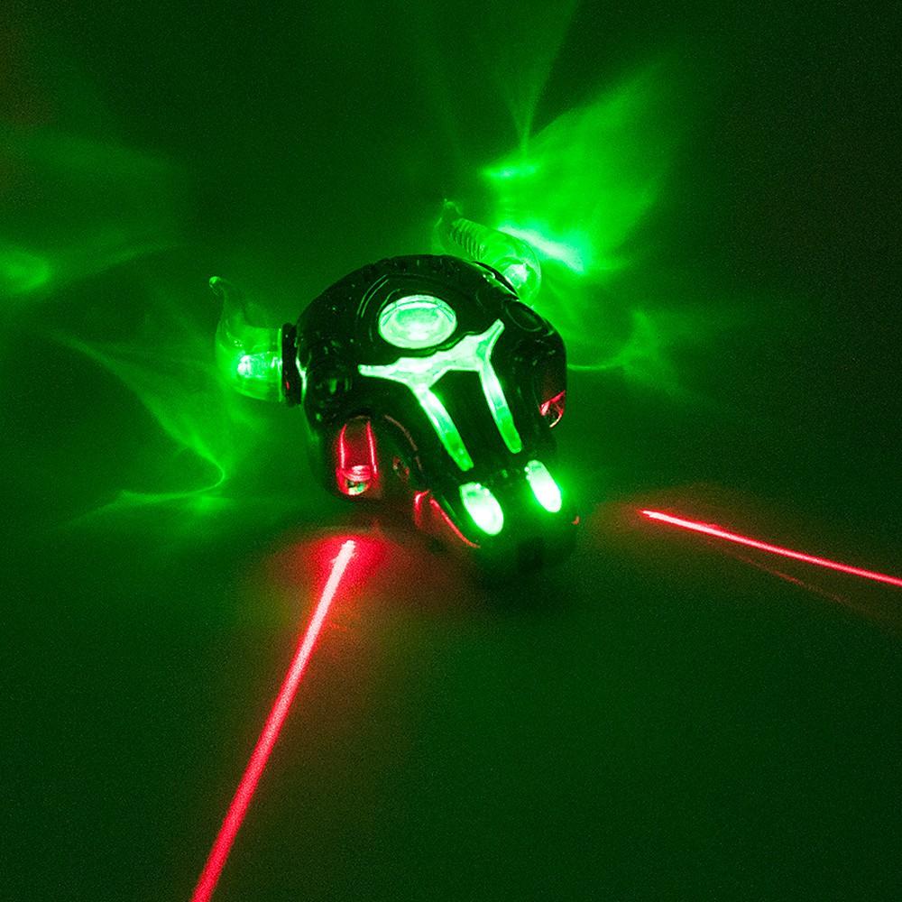 ds24 led positionslicht stier gr n mit laser f r drohnen super hell quadrocopter zubeh r. Black Bedroom Furniture Sets. Home Design Ideas