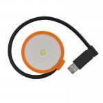 CLE LED USB Leseleuchte LAPTOP Leselampe Tatstaturlampe superhell Orange