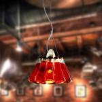 Campari Light Pendelleuchte Designerleuchte Ingo Maurer 75W E27 230V 4 Meter