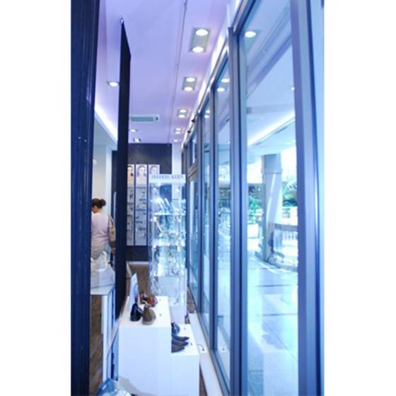 cle led treppenstufenprofil f r led streifen cardanlight europe led komponenten led schlauch 12v. Black Bedroom Furniture Sets. Home Design Ideas
