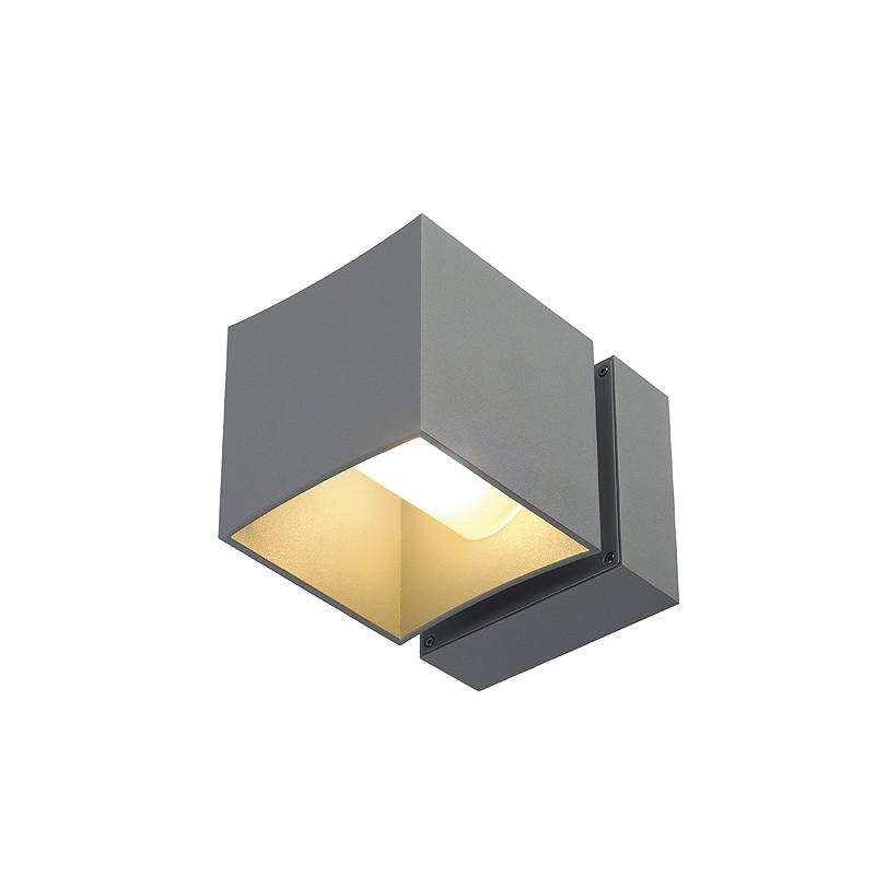 au enleuchten anthrazit eckig glas pendelleuchte modern. Black Bedroom Furniture Sets. Home Design Ideas