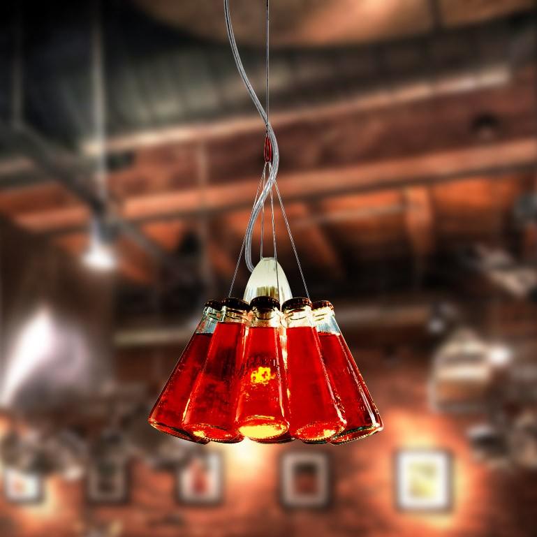 Campari Light Pendelleuchte Designerleuchte Ingo Maurer