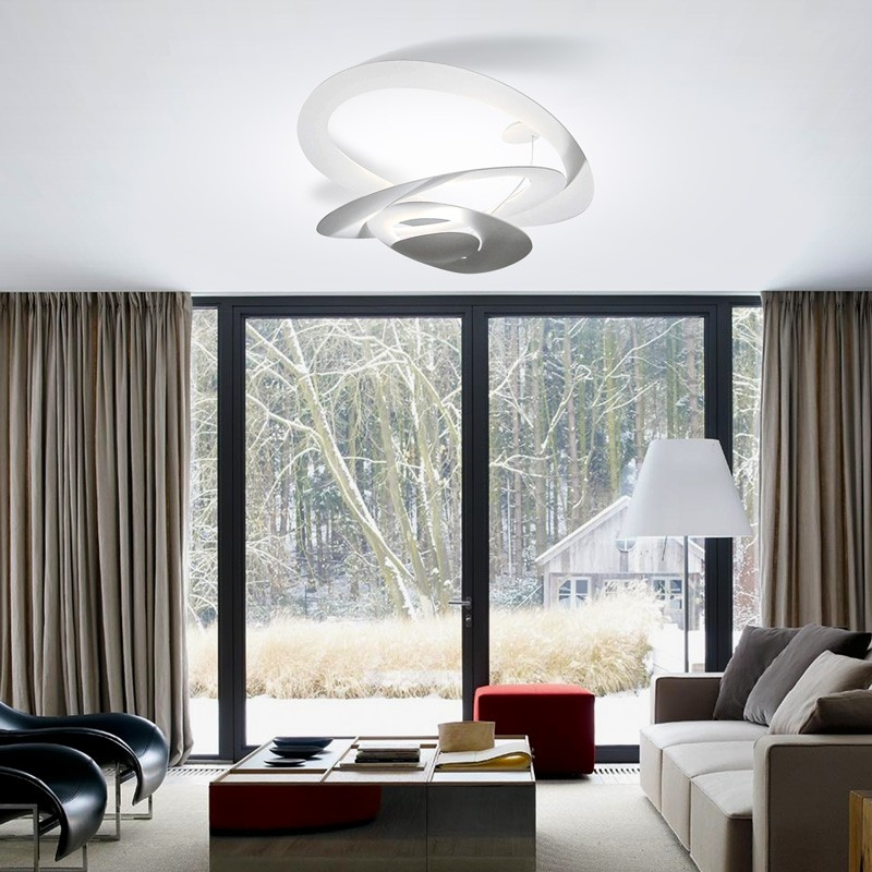 artemide pirce mini soffitto deckenleuchte max 400w r7s design klassiker. Black Bedroom Furniture Sets. Home Design Ideas